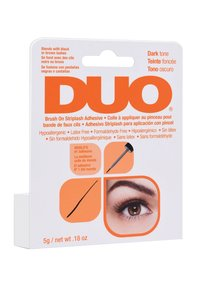 DUO - DUO BRUSH ON ADHESIVE WITH VITAMINS - False eyelashes - dark - 2