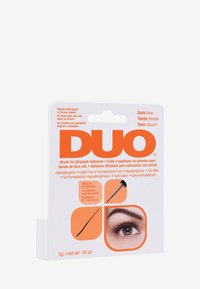 DUO - DUO BRUSH ON ADHESIVE WITH VITAMINS - False eyelashes - dark - 2