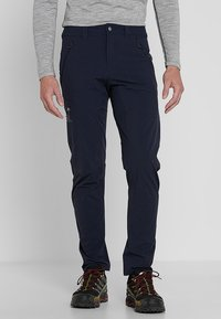 Salomon - WAYFARER TAPERED PANT - Ulkohousut - night sky - 0