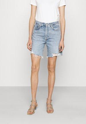 CAMILLA - Denim shorts - summer shower