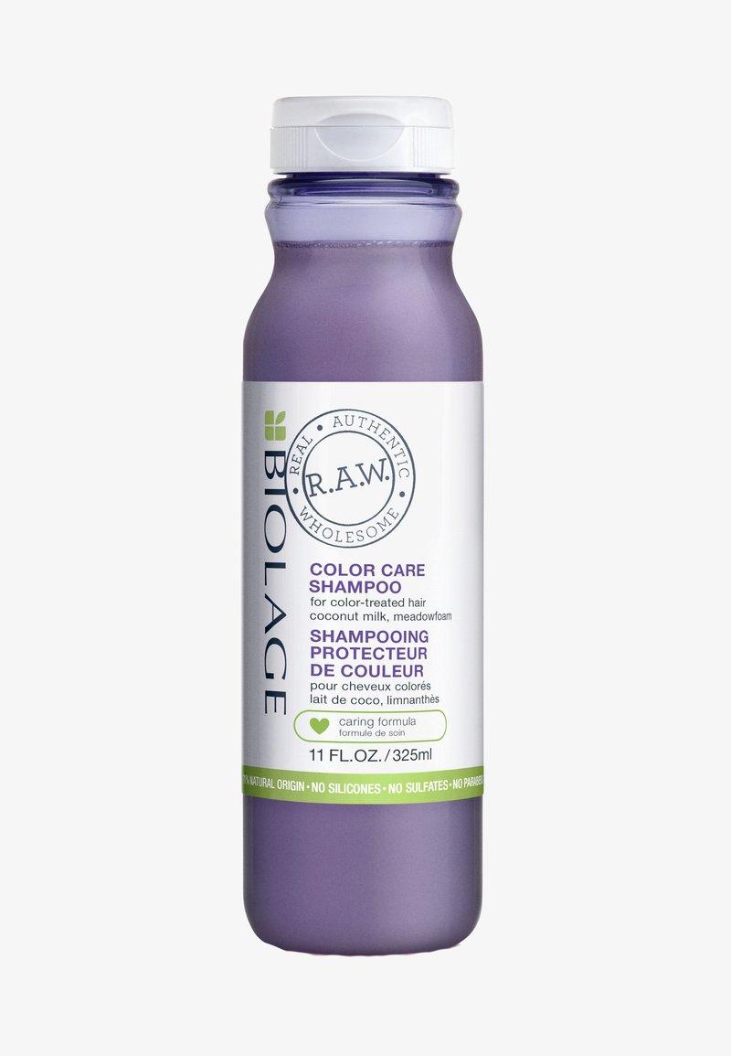 Biolage - R.A.W. COLOR CARE SHAMPOO - Shampoo - -