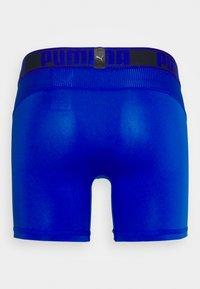 Puma - ACITVE BOXER 2 PACK - Underkläder - blue combo - 2
