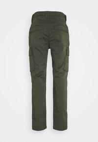 Petrol Industries - Cargo trousers - dark army - 1
