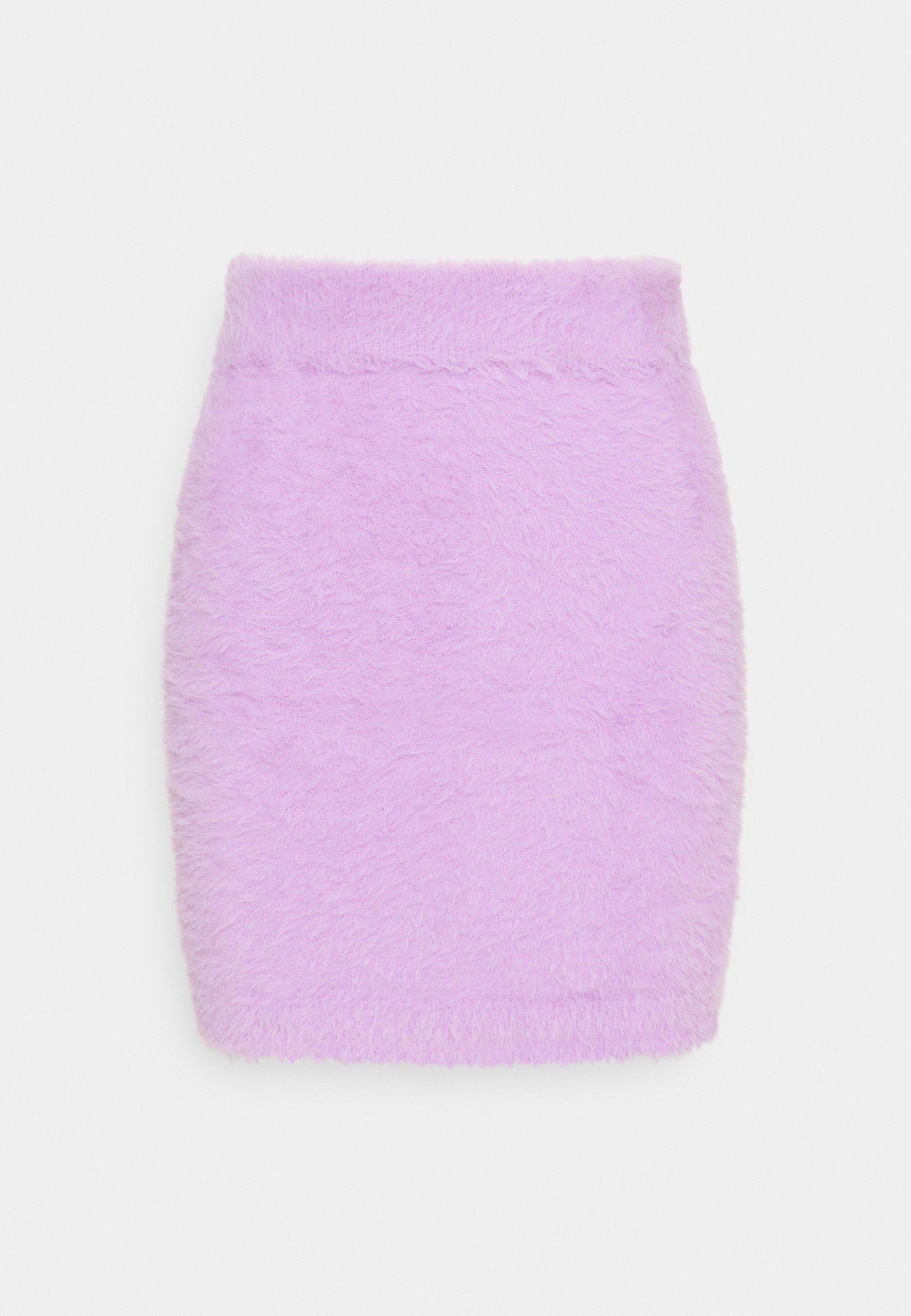 Femme HAIRY SKIRT - Minijupe