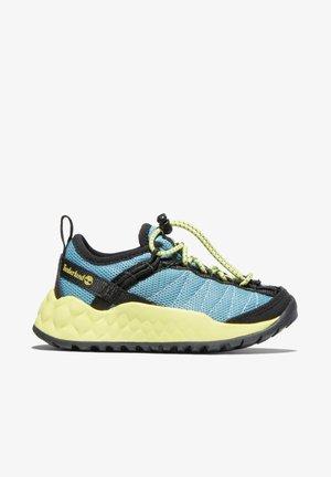 Sneakers laag - adriatic blue