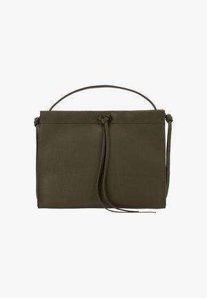 KATLIN SM TOTE-G - Shopping bag - green