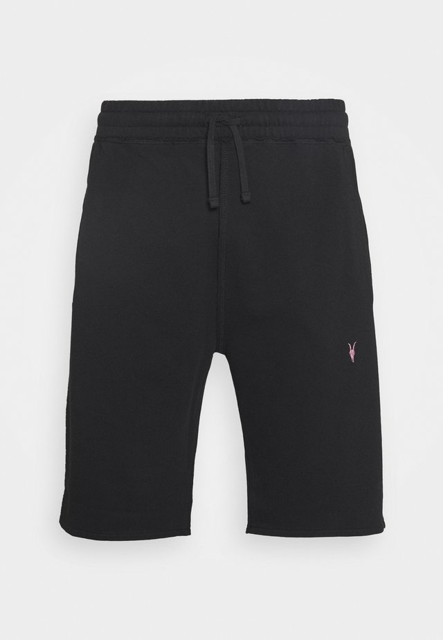 PHOENIX  - Tracksuit bottoms - jet black