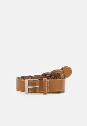 ENEA - Braided belt - marrone