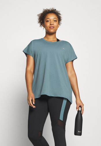 T-shirts - goblin blue