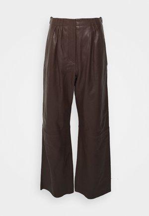 Lederhose - brown