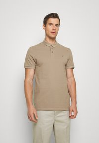 Pier One - Polo shirt - sand - 0