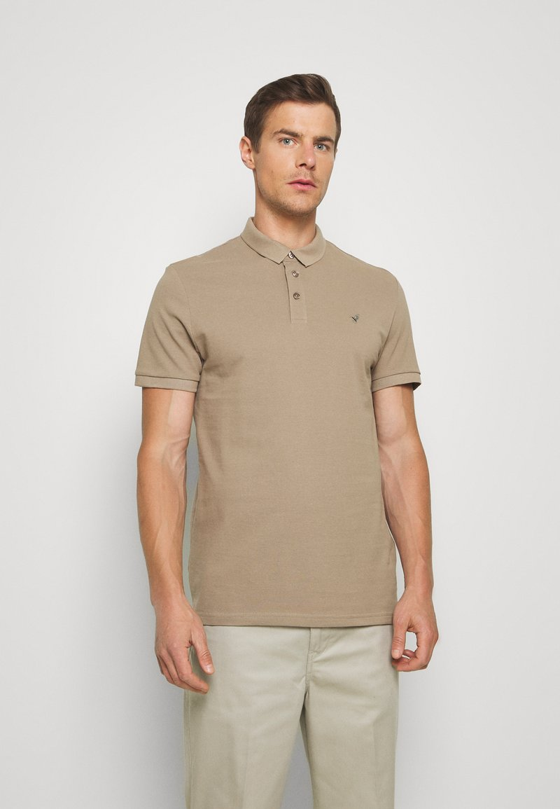Pier One - Polo shirt - sand