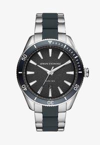 Armani Exchange - Reloj - silver/black - 1