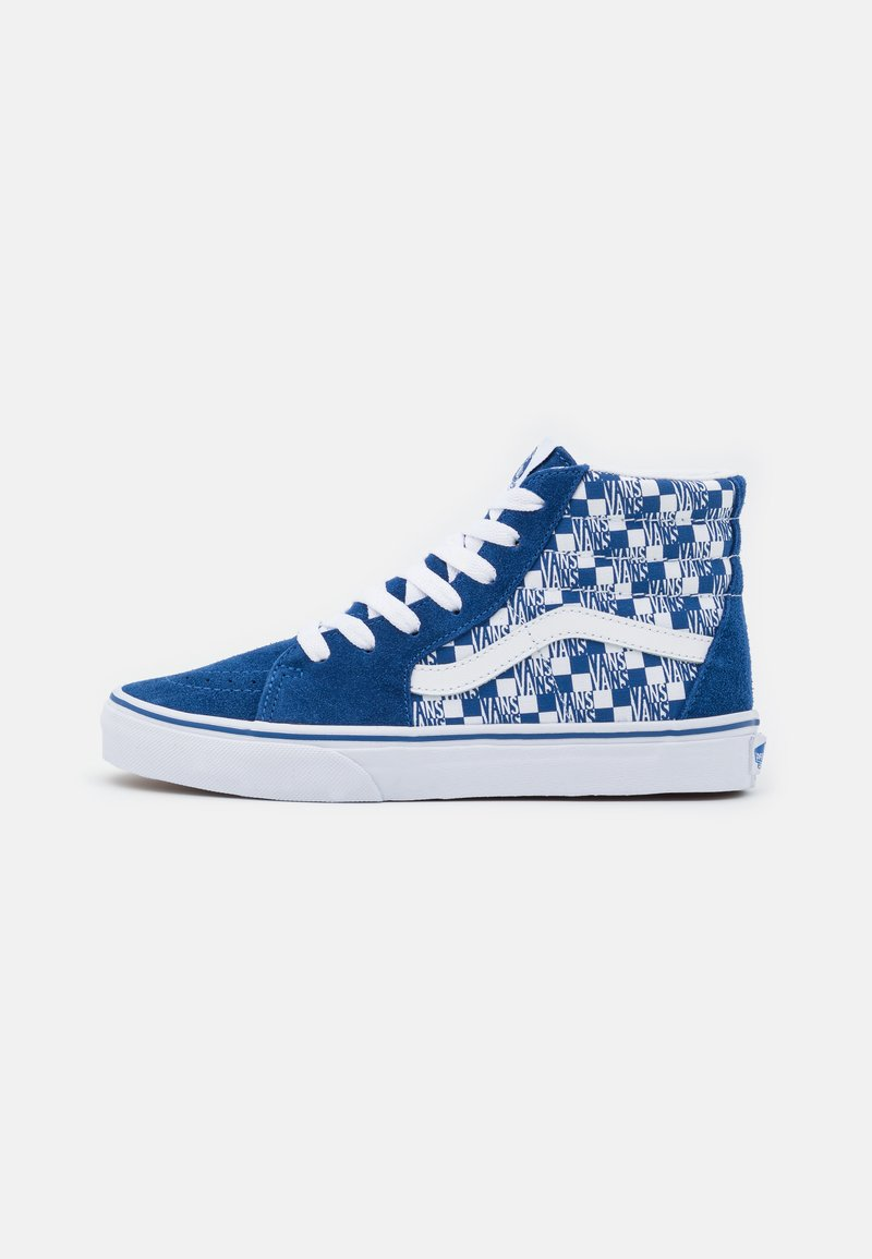 Vans - SK8 UNISEX - High-top trainers - true blue/true white