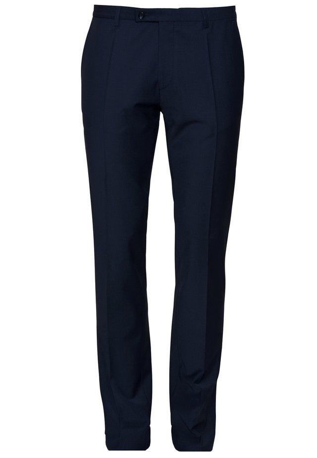 CEDRIC-SHARP FIT - Suit trousers - blau