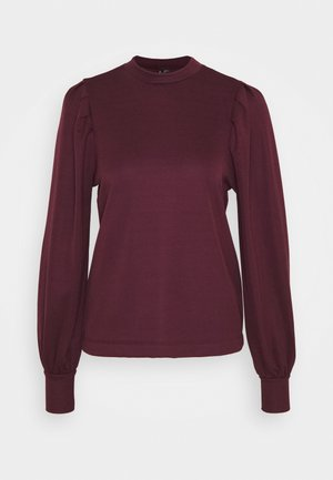 VMTHEODORA - Long sleeved top - fig