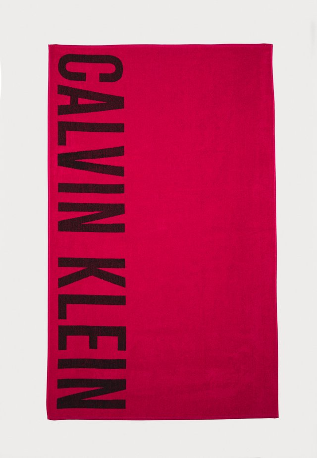 TOWEL - Rantapyyhe - red