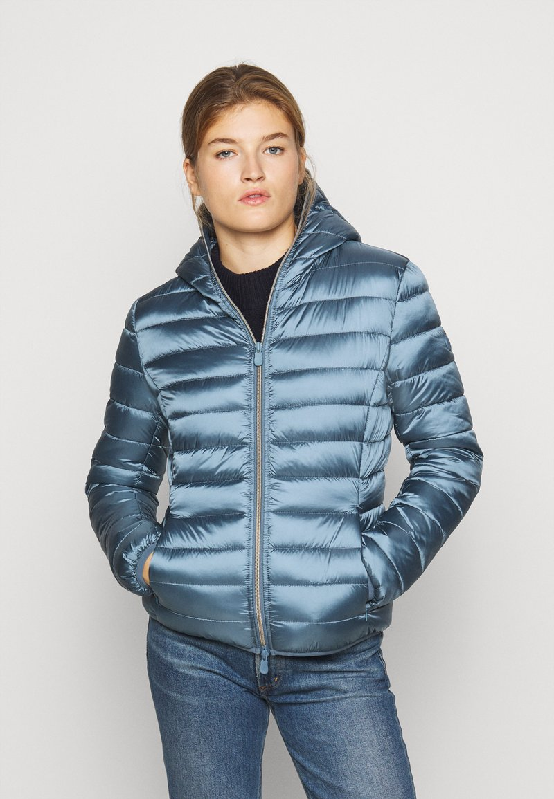 Save the duck - IRISY - Winter jacket - steel blue