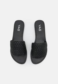 YAS - YASBRADY  - Pantofle - black - 5