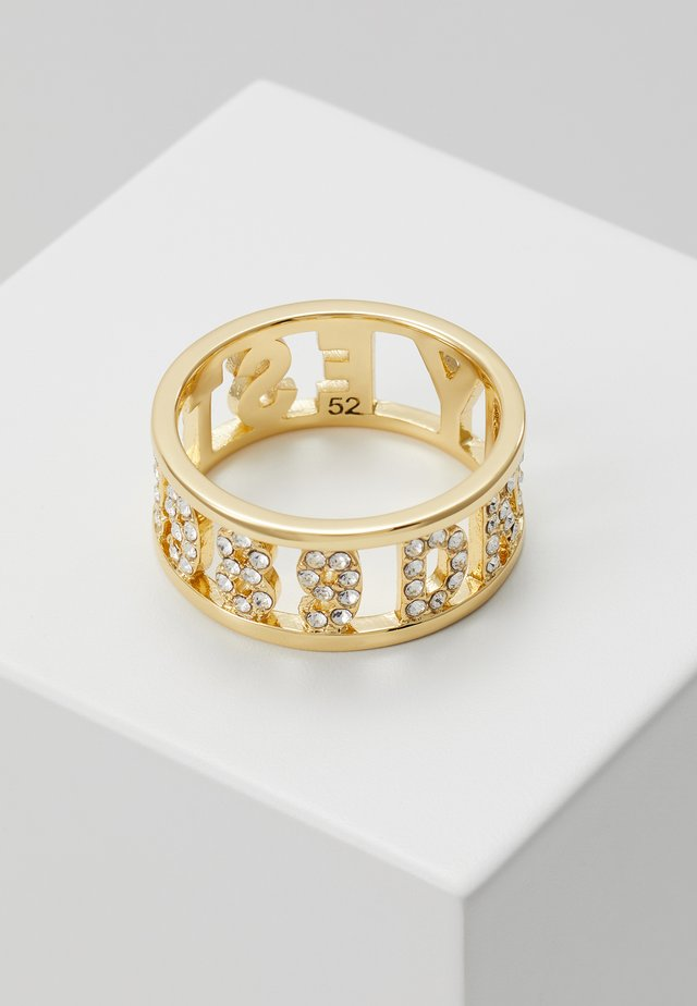 DKNY 1989 BAND - Ring - gold-coloured