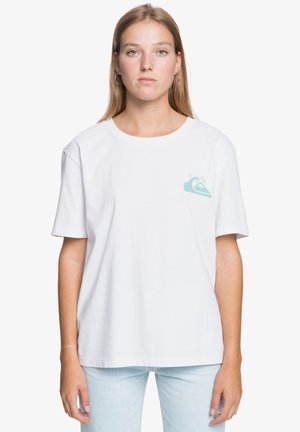 STANDARD - Print T-shirt - white