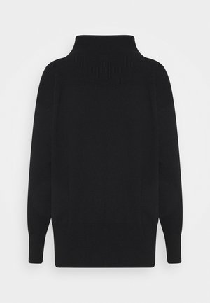 CASANDRA - Jumper - black