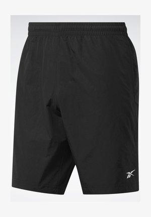 ESSENTIALS UTILITY - Shorts - black