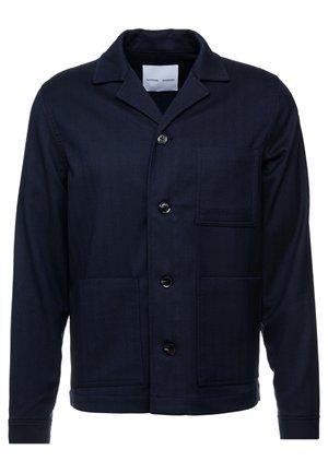 NEW WORKER JACKET - Summer jacket - dark sapphire
