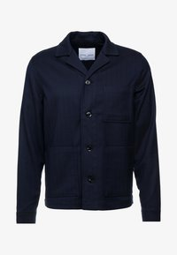 NEW WORKER JACKET - Lehká bunda - dark sapphire