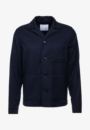 NEW WORKER JACKET - Summer jacket - dark sapphire