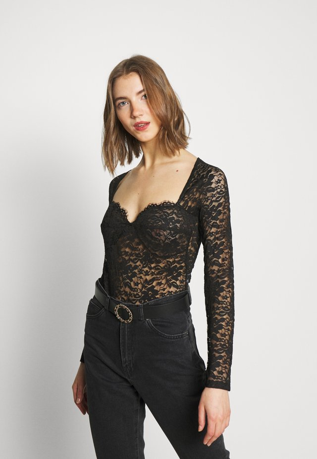 BODY - Blouse - black