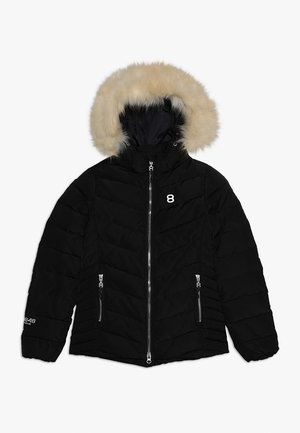 VERA JACKET - Lyžařská bunda - black