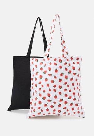 MAJA TOTEBAG 2 PACK - Tote bag - black