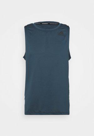 AERO TANK  - Sports shirt - crew navy