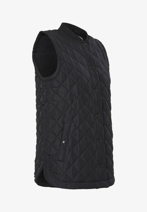 KAMARIA  - Bodywarmer - black deep