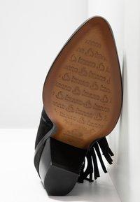 Kanna - SUVA - Ankle boots - black - 6