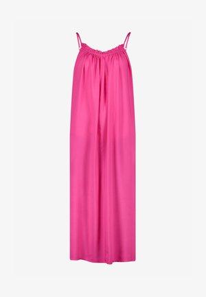 VOLUME  - Maxi dress - pink