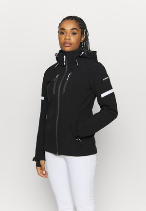 FREEPORT - Chaqueta de esquí - black