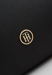 Tommy Hilfiger - CHARMING SATCHEL - Handbag - black - 5