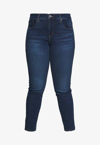 SHAPING SKINNY - Jeans Skinny Fit - london dark indigo