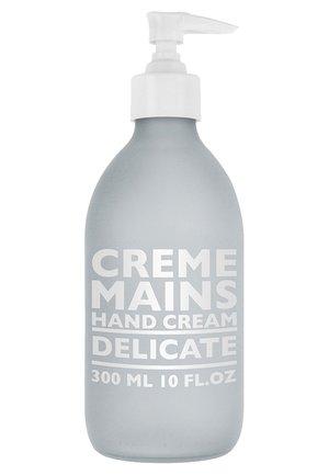HAND CREAM  - Hand cream - delicate