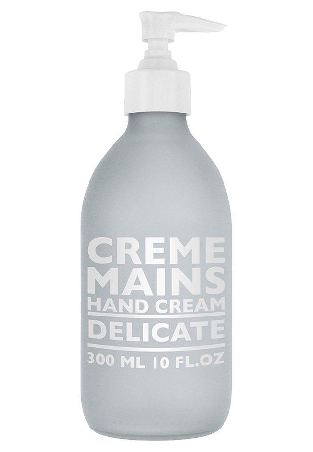 HAND CREAM  - Crème mains - delicate