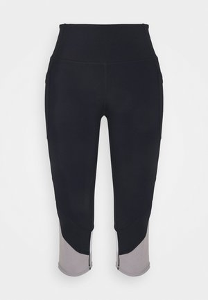 ALL ROUNDER CAPRI - Leggings - navy