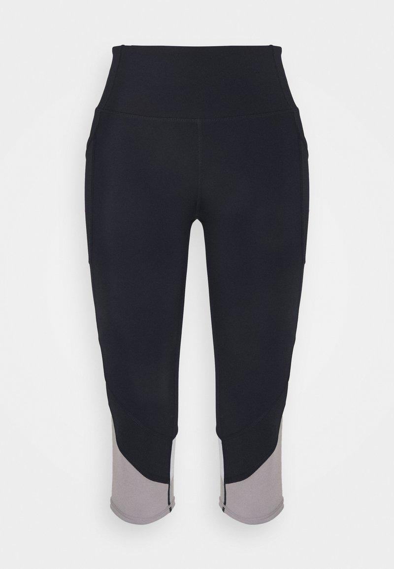 Cotton On Body - ALL ROUNDER CAPRI - Leggings - navy