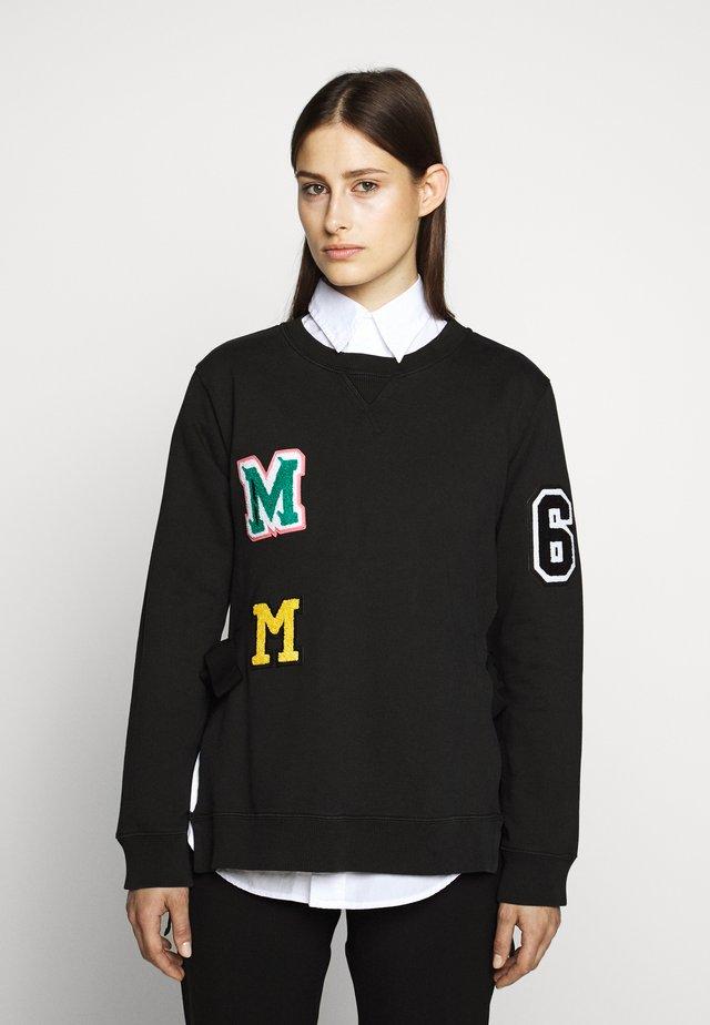 PATCHES - Sweatshirts - black