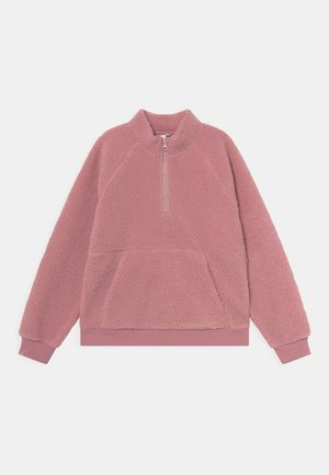 Fleece trui - light pink
