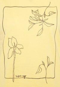 Esprit - HIGH - Print T-shirt - sunflower yellow - 2