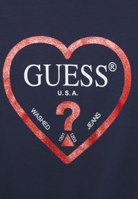 Guess - JUNIOR - Top s dlouhým rukávem - deck blue - 2