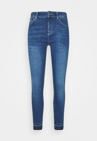 comma casual identity - LANG - Slim fit jeans - blue denim - 3