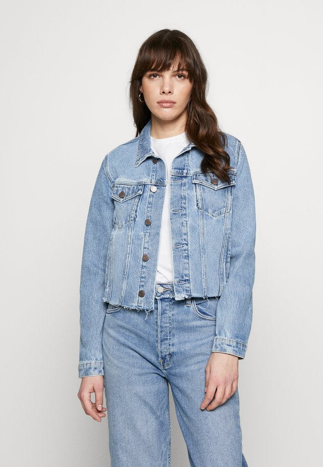 LENNOX - Denim jacket - clear lake